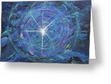Circle Of Growth Greeting Card