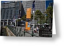 Circular Quay Sydney Greeting Card