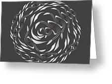 Circularity No. 770 Greeting Card