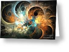 Cirrostratus Greeting Card by Kim Sy Ok