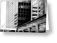 City Center-16 Greeting Card