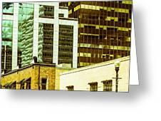 City Center-74 Greeting Card