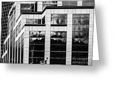 City Center-83 Greeting Card