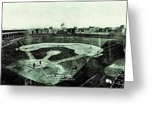 City Championship 1909 Greeting Card