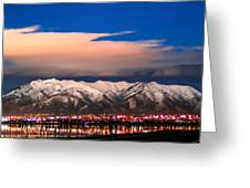 City Electric Greeting Card