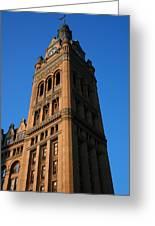 City Hall - Milwaukee Greeting Card