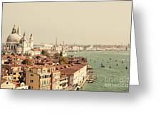 City Of Venice Greeting Card