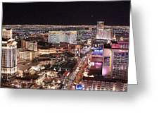 City Scapes Greeting Card