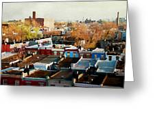 City View Six Greeting Card