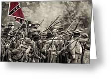 Civil War South  Greeting Card