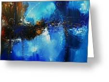 Clair De Lune Debussy Greeting Card