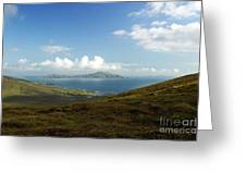 Clare Island Connemara Ireland Greeting Card