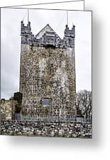 Claregalway Castle - Ireland Greeting Card