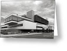 Claremont Mc Kenna College Kravis Center Greeting Card by University Icons