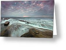 Clarity La Jolla Greeting Card