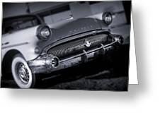 Classic Buick Greeting Card