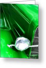 Classic Cars Beauty By Design 2 Greeting Card