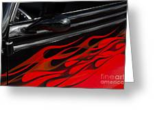 Classic Cars Beauty By Design 12 Greeting Card