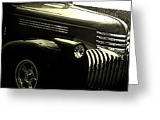 Classic Chevrolet Greeting Card