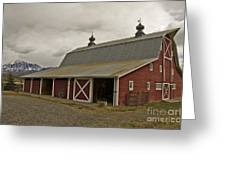 Classic Colorado Country  Greeting Card