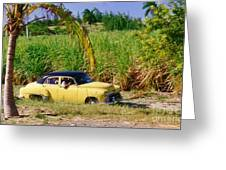 Classic Cuba Greeting Card