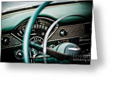 Classic Interior Greeting Card by Jt PhotoDesign