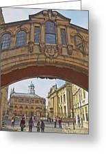 Classic Oxford Textured Greeting Card