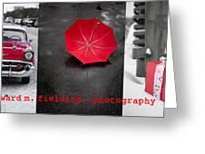 Edward M. Fielding Photography Greeting Card by Edward Fielding