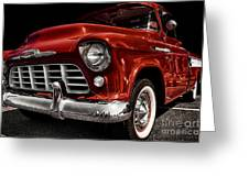 Classic Truck Greeting Card