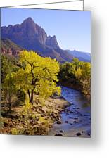 Classic Zion Greeting Card