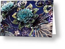 Classically Costumed Xvii Greeting Card
