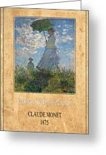 Claude Monet 1 Greeting Card