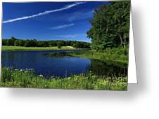 Clear Lake Greeting Card