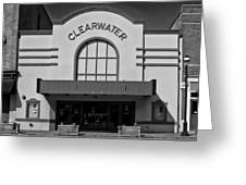 Clearwater Greeting Card