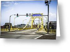 Clement Bridge Greeting Card