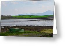 Clew Bay County Mayo Ireland Greeting Card