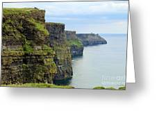 Cliffs Of Moher 7266 Greeting Card