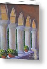 Cloisters New York Greeting Card