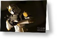 Clone Trooper 1 Greeting Card
