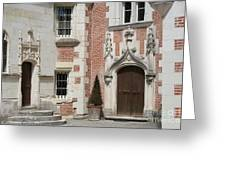 Clos-luce  Amboise  Greeting Card