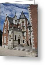 Clos Luce - Amboise - France Greeting Card