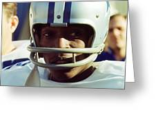 Bob Hayes Greeting Card by Retro Images Archive