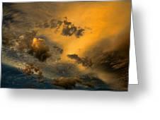 Cloud 20140710-22 Greeting Card
