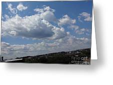 Cloud 9 Greeting Card