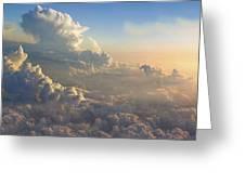 Cloud Bank Greeting Card