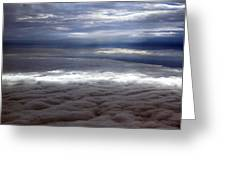 Cloud Layers 1 Greeting Card