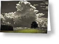 Cloud No.9 Greeting Card