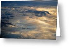 Cloud Reflection Greeting Card