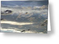 Cloud Series 43 Greeting Card