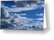 Cloud Ten Greeting Card